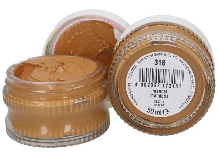 Collonil SHOE CREAM 50ml kleur/glans beige
