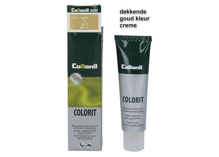 Collonil COLORIT 50ml kleur/glans goud