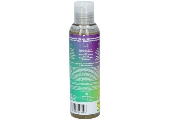 Nanex CLEAN leather-suede-textile poetsen transparant