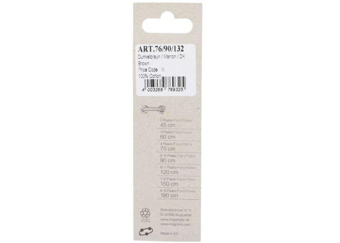 Ringpoint Art.76 / 90cm / 132 90 cm bruin donker