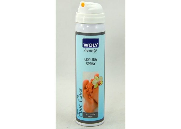 Woly  COOLING SPRAY 75 ml Blauw/groen