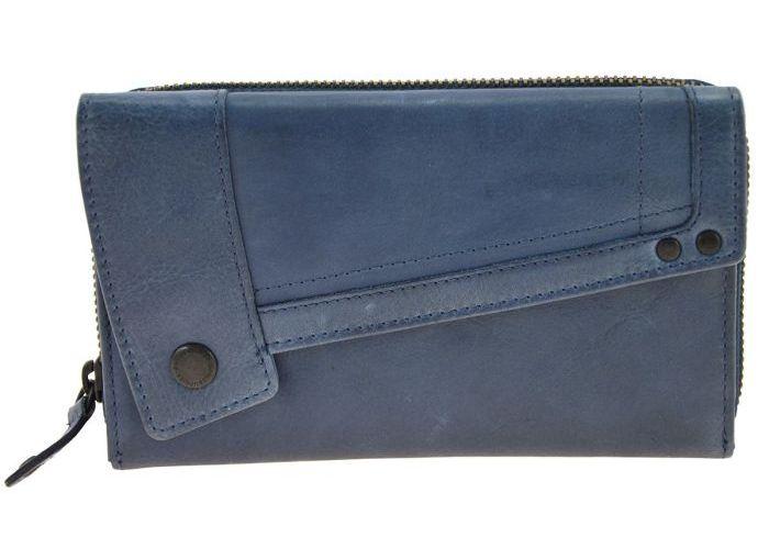Mode accessoires Aunts And Uncles PORTEMONNEES SAM 42209-51 Blauw