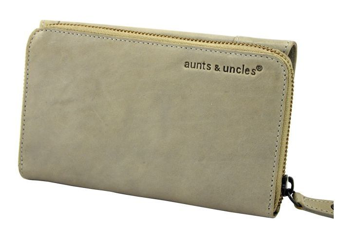 Mode accessoires Aunts And Uncles PORTEMONNEES 42209-29 SAM Grijs