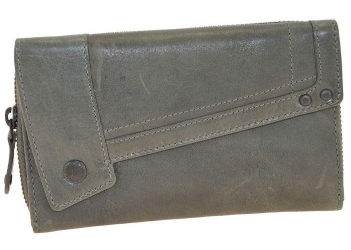 Mode accessoires Aunts And Uncles PORTEMONNEES SAM 42209-62 Grijs  Donker