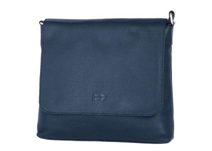 Mode accessoires Belluga  ET046  BELLUGA BAG  Blauw Donker