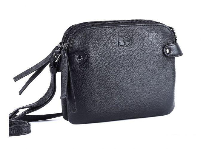 Mode accessoires Belluga LEDER BOT002  Zwart