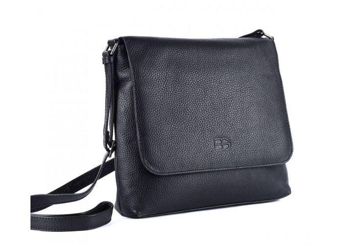 Mode accessoires Belluga LEDER ET046 Zwart