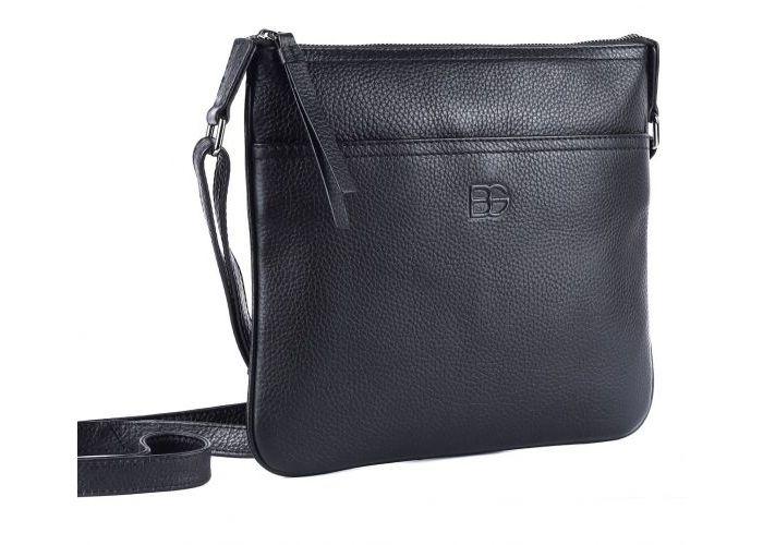 Mode accessoires Belluga LEDER ET098 Zwart