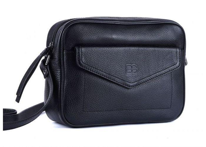 Mode accessoires Belluga LEDER ET116 Zwart