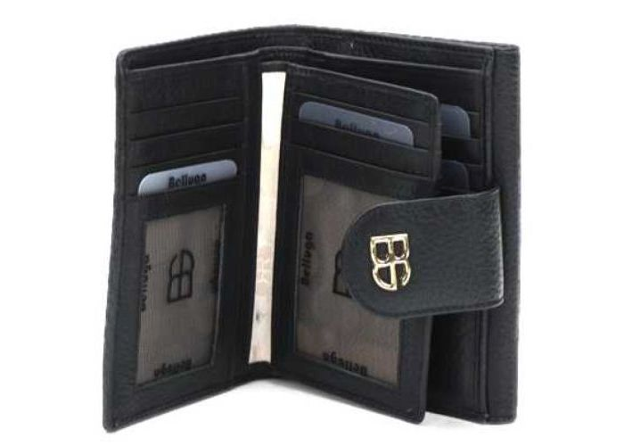 Belluga BEC039 - SCALE portefeuilles zwart
