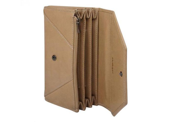 Belluga BEA023 BELLUGA WALLET portemonnees beige