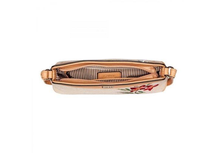 Gabor Bags 8436-132 CANARIA crossbag kunstleder beige