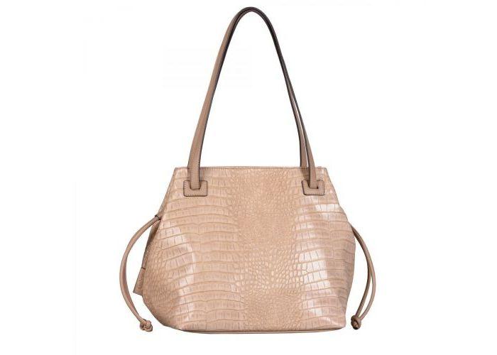 Mode accessoires Gabor Bags KUNSTLEDER 8640-23 GRANATA SHOPPER Beige