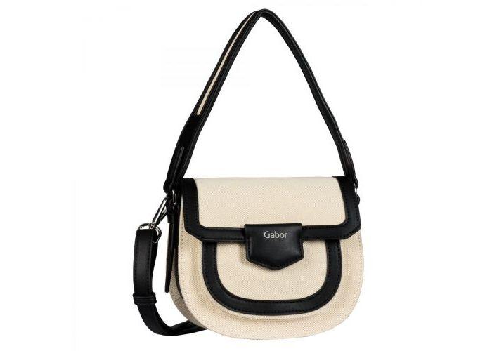 Mode accessoires Gabor Bags KUNSTLEDER 8610-133 ANGELINA flap bag Combinatie Kleuren