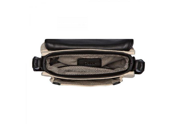 Gabor Bags 8610-133 ANGELINA flap bag kunstleder combinatie kleuren