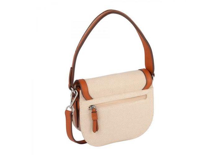 Gabor Bags 8610-137 ANGELINA flap bag kunstleder combi