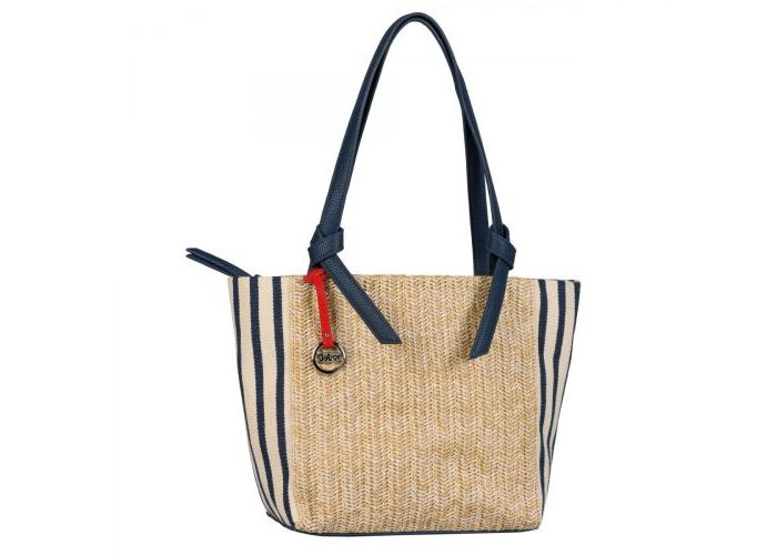 Mode accessoires Gabor Bags KUNSTLEDER 8672-186 JULIE SHOPPER Combi
