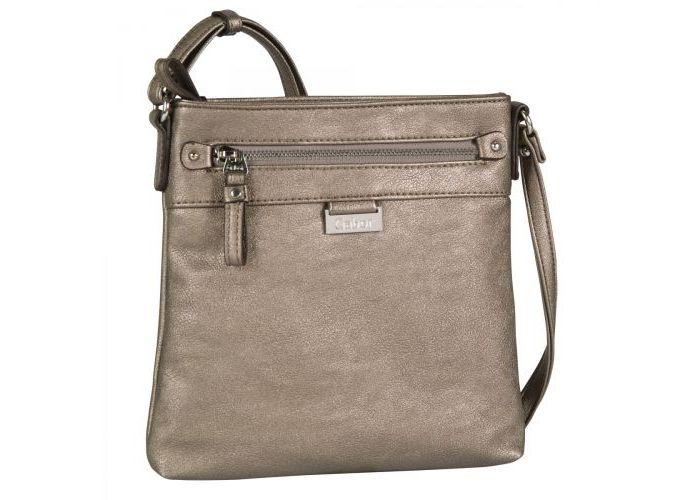 Mode accessoires Gabor Bags KUNSTLEDER 7264-15 INA crossbag Taupe