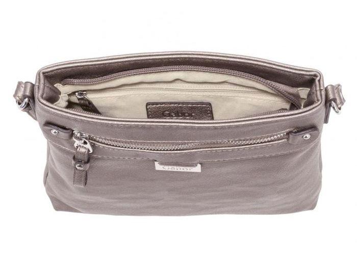 Gabor Bags 7264-15 INA crossbag kunstleder taupe
