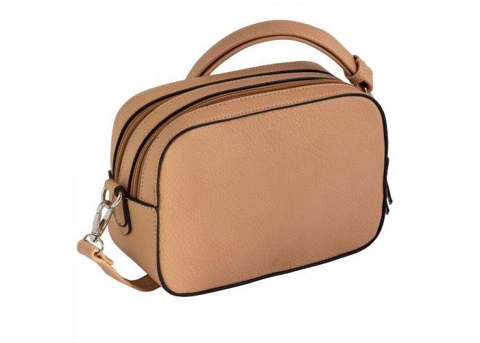Gabor Bags 8459-132 ANDEA crossbag kunstleder wit
