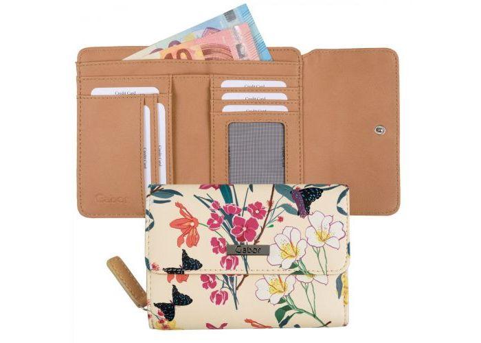 Gabor Bags 8649-13 GRANADA FLEUR WALLET portemonnees multicolor