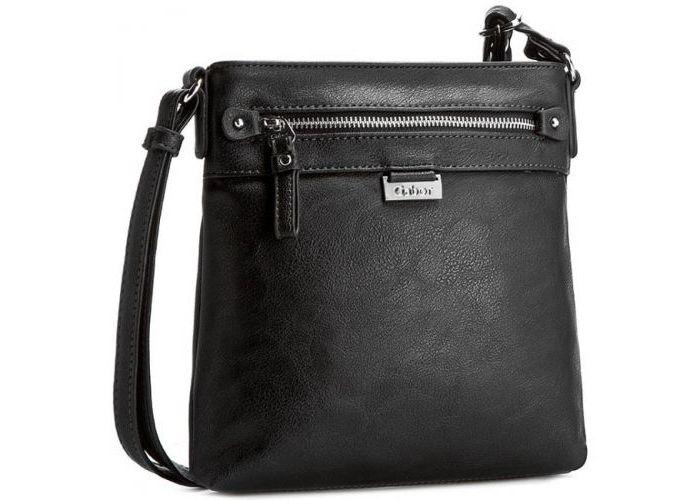 Mode accessoires Gabor Bags  7264-60 Zwart