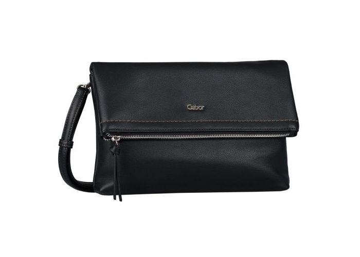 Mode accessoires Gabor Bags  8159-60 UMA, clutch Zwart