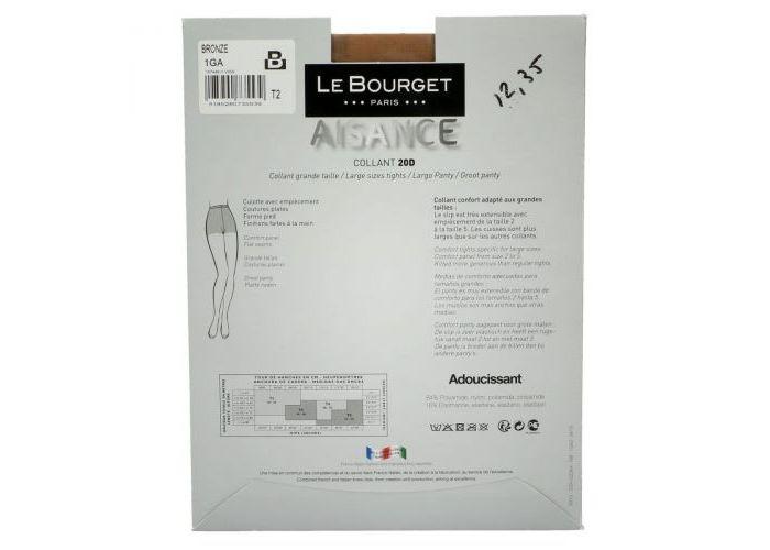 Le Bourget 1GA AISANCE Collant 20D pantys /collants brons