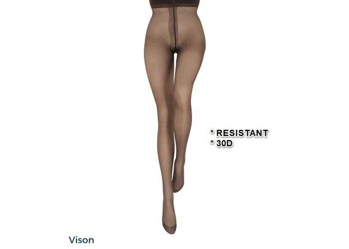 Mode accessoires Le Bourget PANTYS /COLLANTS 1BV2 Collant Résistant 30D Bruin