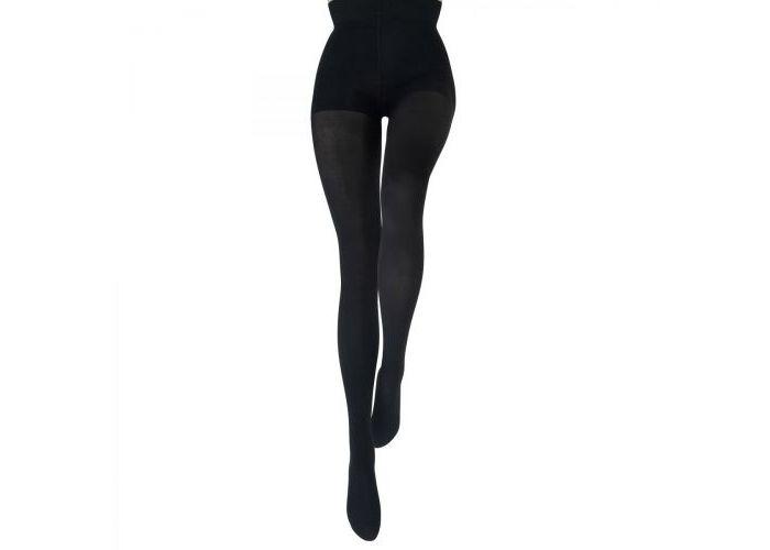 Mode accessoires Le Bourget PANTYS /COLLANTS 1K6 All Colors Collant VENTRE PLAT Zwart