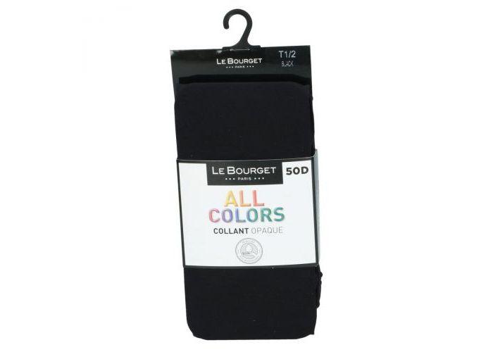 Le Bourget 1L83 ALL COLORS COLLANT Opaque pantys /collants zwart
