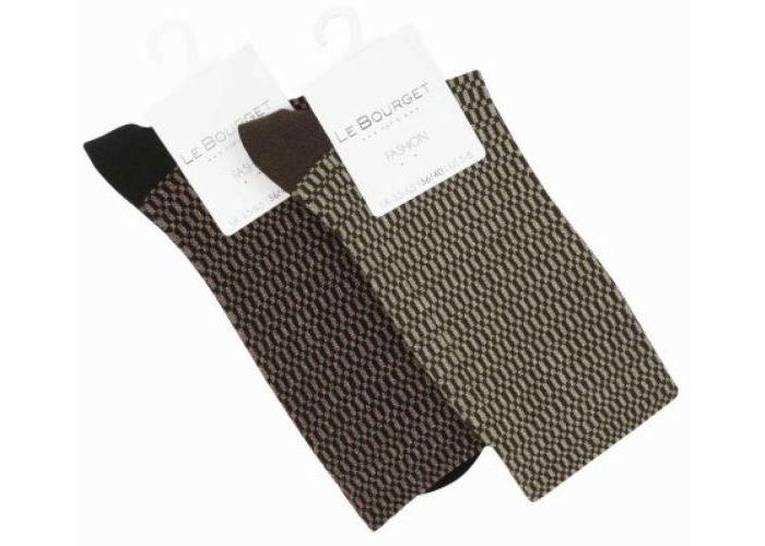 Le Bourget 16N9 sokken zwart
