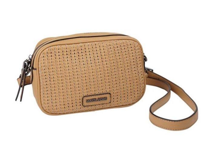 Mode accessoires Marta Ponti KUNSTLEDER A71B405 MARTA PONTI BAG Camel