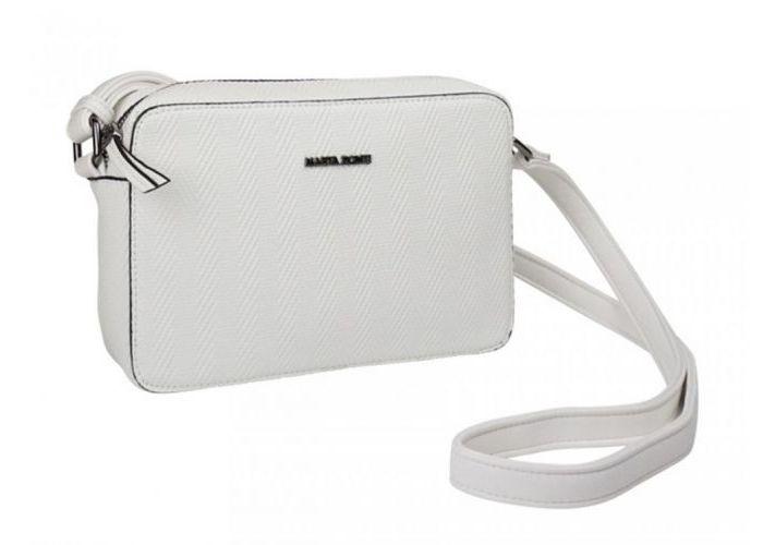 Mode accessoires Marta Ponti KUNSTLEDER A75B365 MARTA PONTI BAG Wit