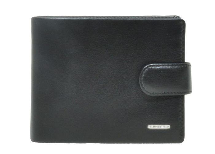 Mode accessoires Marta Ponti PORTEFEUILLES B225017 - PLATINA RANGE Zwart