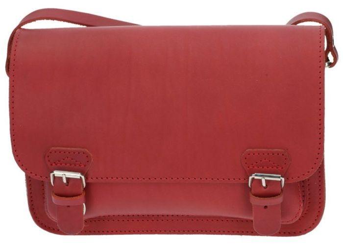 Mode accessoires Ruitertassen  0628 CLASSIC COLLEGE Rood