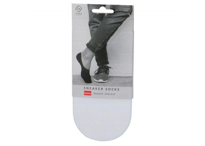 Mode accessoires Steps SNEAKER SOCKS SNEAKER SOCKS (invisible socks) Wit