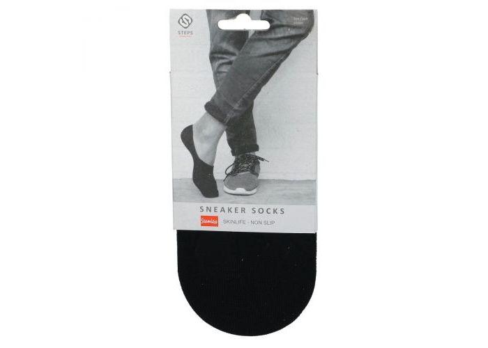 Mode accessoires Steps SNEAKER SOCKS SNEAKER SOCKS (invisible socks) Zwart