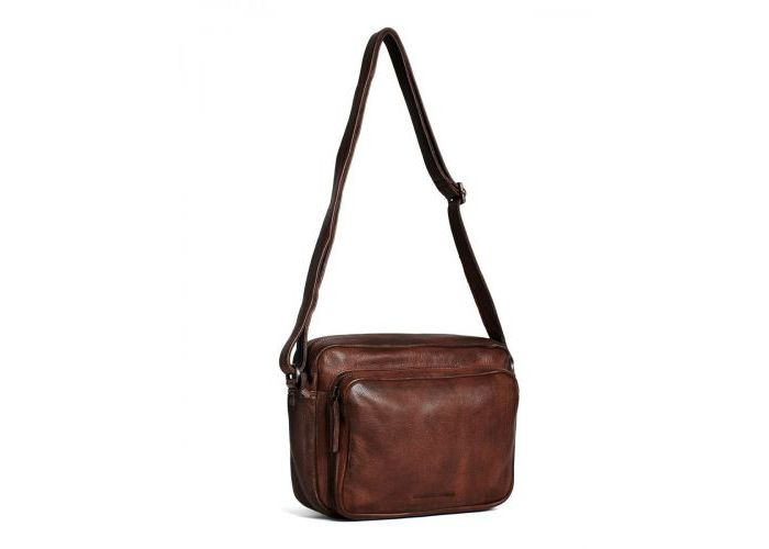 Mode accessoires Sticks And Stones  DOWNTOWN BAG Bruin
