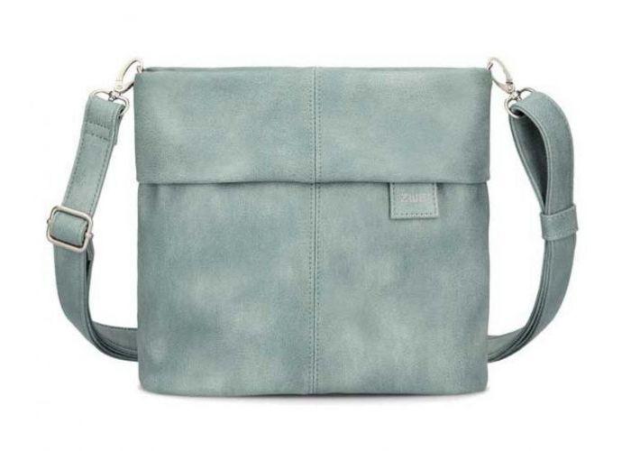 Mode accessoires Zwei KUNSTLEDER M8 Blauw/groen