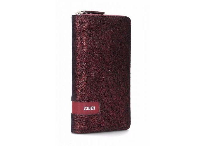 Mode accessoires Zwei PORTEMONNEES NIGHT W2 Bordeaux