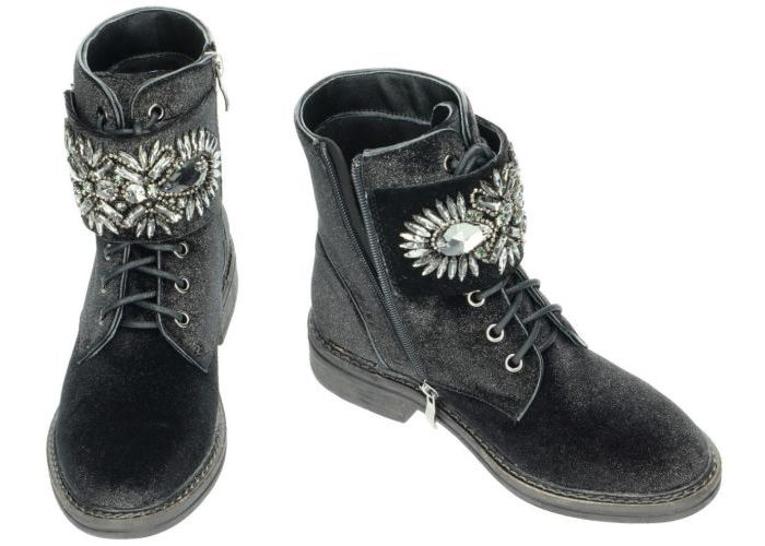 Alma En Pena 9000 bottines zwart