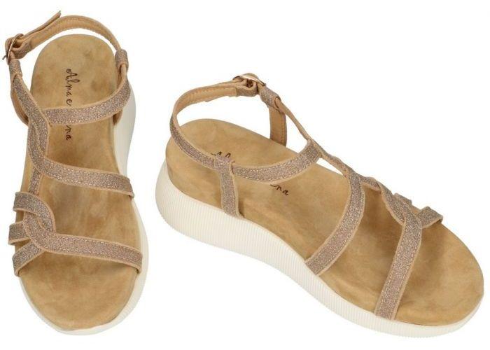 Alma En Pena V20422 sandalen beige
