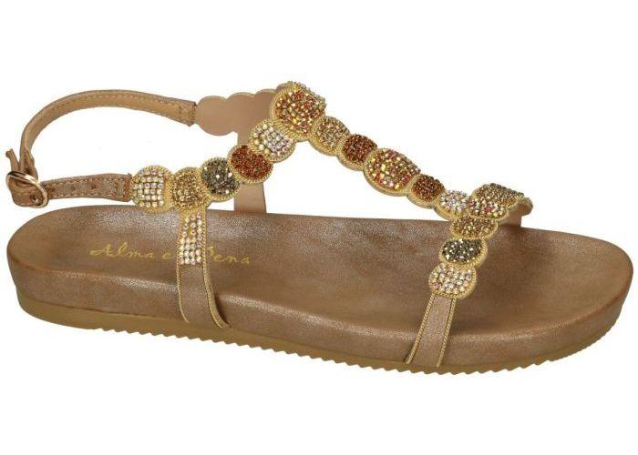 Alma En Pena V19891 sandalen goud