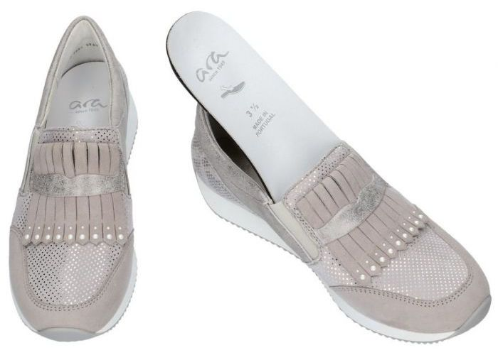Ara 7252 mocassins - loafers taupe