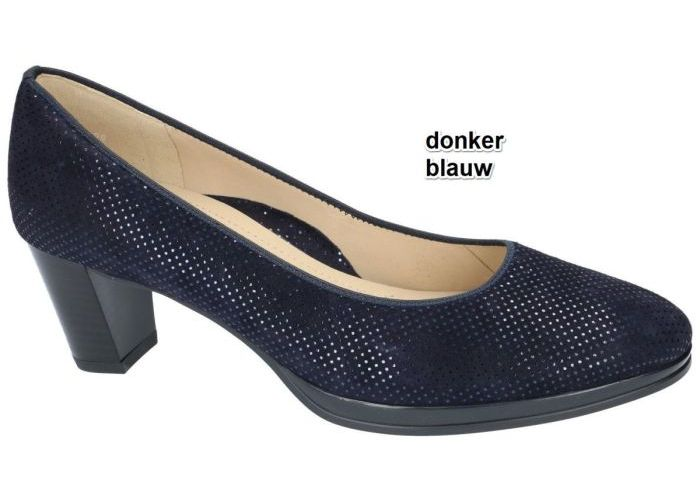 Damesschoenen Ara PUMPS & HAKSCHOENEN 12-13436 orly-highsoft Blauw Donker