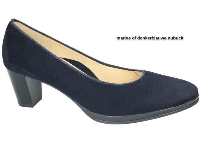 Damesschoenen Ara PUMPS & HAKSCHOENEN 12-13436 02G orly-highsoft Blauw Donker