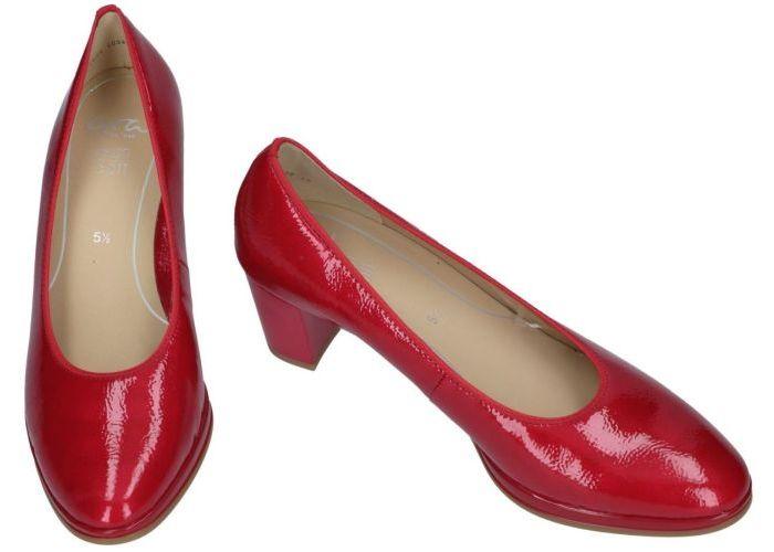 Ara 12-13436-17 G orly-highsoft pumps & hakschoenen rood