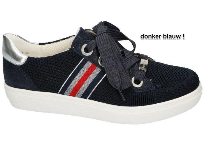 Damesschoenen Ara SNEAKERS  12 14512-05 H wovenstretch, dusty  Blauw Donker