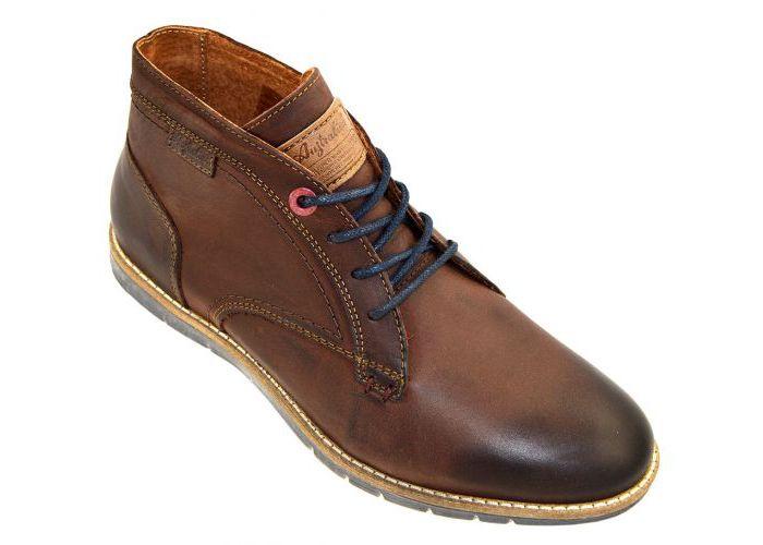 Australian Footwear EMERALD 15.1146.02 boots & bottines bruin donker